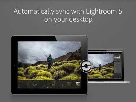 Adobe Lightroom mobile